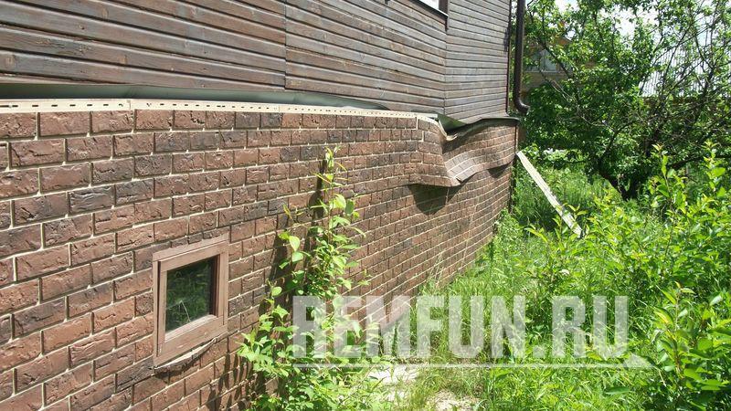 Ленточный фундамент забора под ключ Люберецкий район